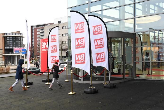 De redactie van BN DeStem zit aan de Laan van Brabant 50 in Roosendaal.