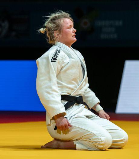 Judoka's missen finales op Grand Slam van Tel Aviv
