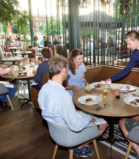Volle bak bij het nieuwe Jans' in Arnhem