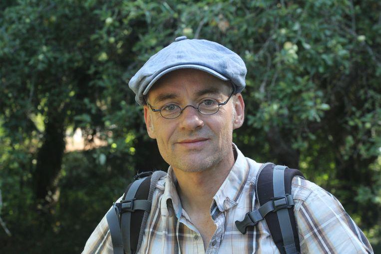 David Kleijn doet mee aan het Deltaplan Biodiversiteit als vertegenwoordiger van het Netwerk van Nederlandse ecologen. Beeld