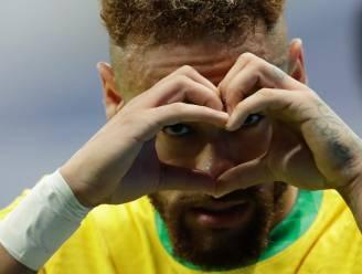 Brazilië klopt gehavend Venezuela in openingswedstrijd Copa América, Neymar treft raak vanop de stip