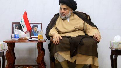 Sjiitische geestelijke wint Iraakse verkiezingen
