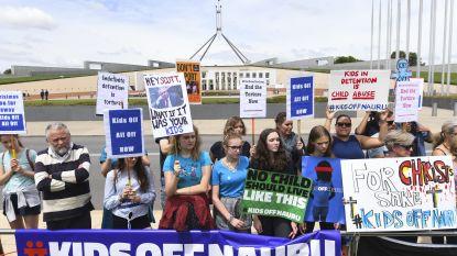 """""""Vluchtelingen in Australische detentiecentra kampen met extreme psychische problemen"""""""