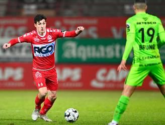 """Aleksandar Radovanovic is de openbaring van de Kortrijkse wintermercato: """"Fysiek voetbal is waar ik van hou"""""""