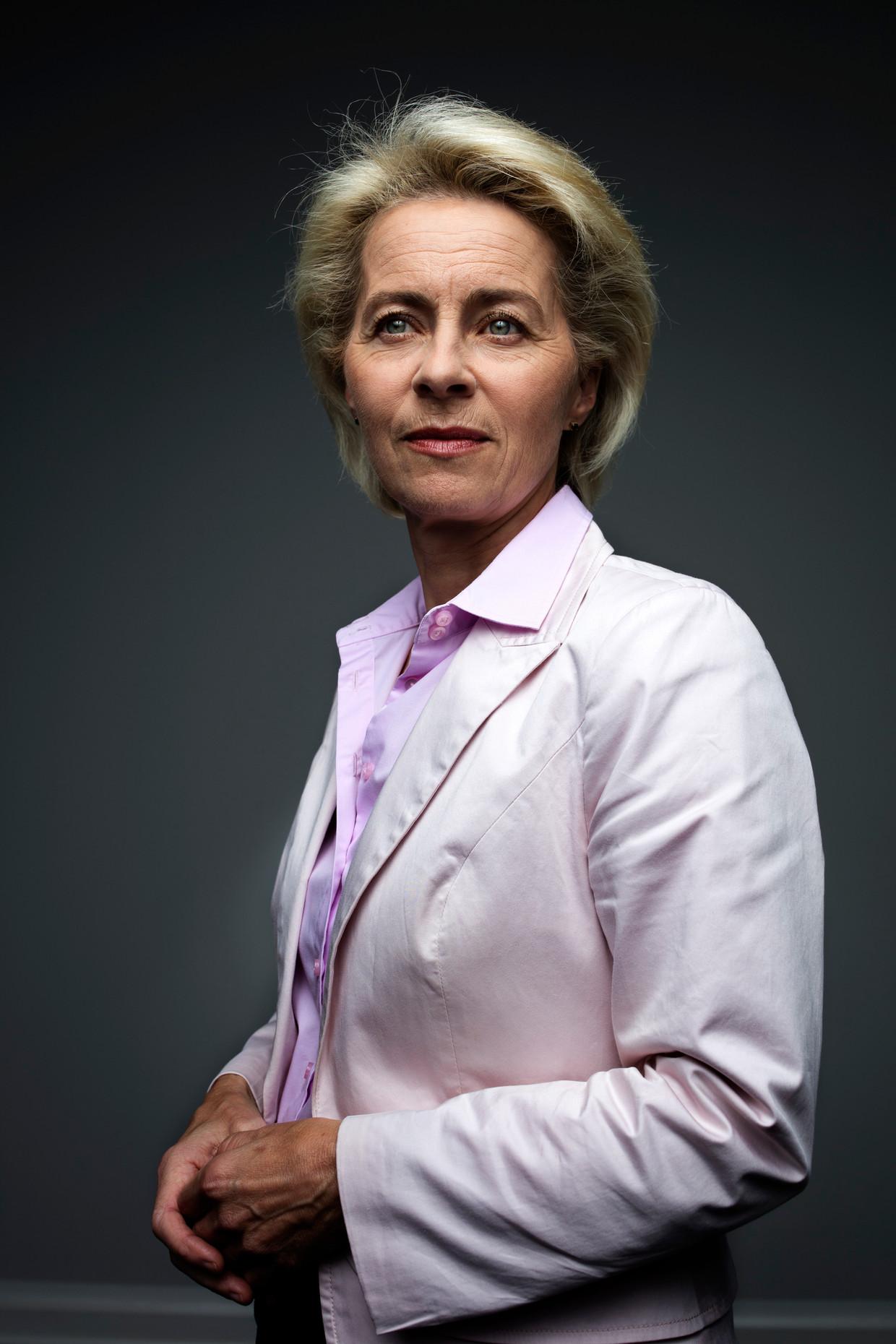 Ursula von der Leyen. Beeld Polaris