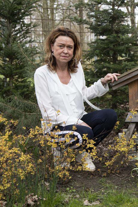 Joanne in de clinch met eigenaar recreatiepark Hoge Hexel over gedenkplek: 'Dit is pure pesterij'