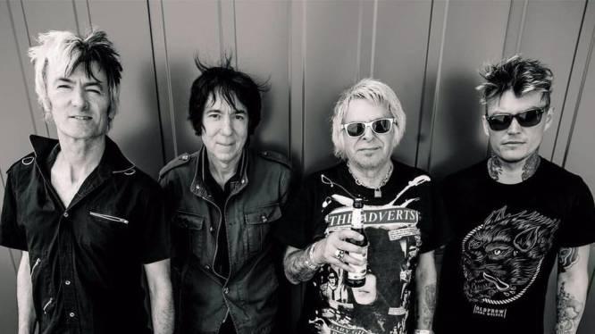 Punkinstituut UK Subs met Charlie Harper (77) in januari te zien in dB's
