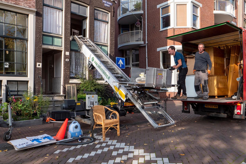 De Amsterdamse bevolkingsgroei over 2020 is nagenoeg nihil. Beeld Hollandse Hoogte / Mariette Carstens