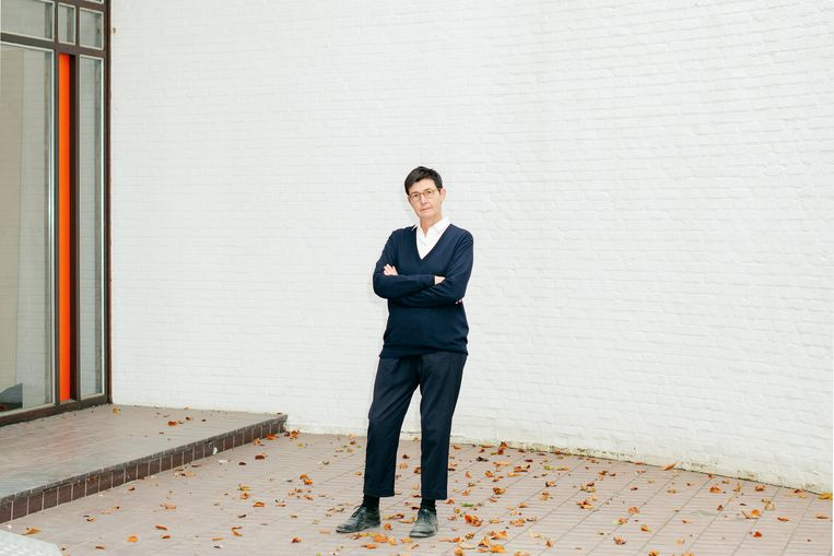 Berlinde De Bruyckere: 'De alomtegenwoordigheid van het leed is niet meer weg te denken.' Beeld Tim Coppens