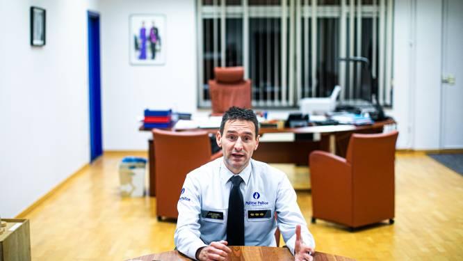 """""""Ik geloof ook in gerechtigheid voor Adil"""": korpschef politiezone Brussel-Zuid blikt terug op onrust in Anderlecht"""
