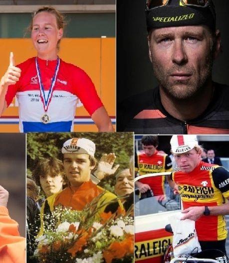 Olympisch wielerkampioen Paolo Bettini naar Lierop
