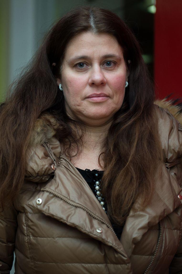 Marion van San. Beeld