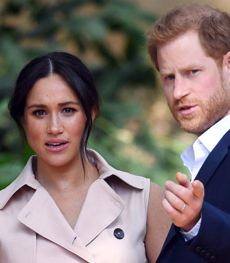 """Le prince Harry et Meghan Markle: """"Nous avons peur et nous avons le cœur brisé"""""""