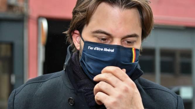 """Zelfs Open Vld heeft het stilaan gehad met 'luis in de pels': """"We kunnen Bouchez niet blijven verdedigen"""""""