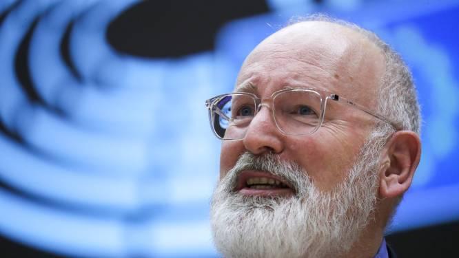 Europees klimaatcommissaris niet onder de indruk van Vlaams klimaatplan