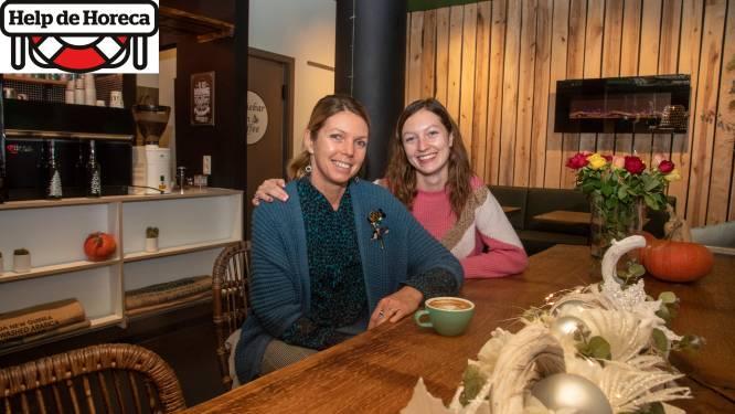 "HELP DE HORECA: Cindy (44) heropent vernieuwde Koffiebar Bon Caffee in volle corona-lockdown: ""Alles komt goed"""
