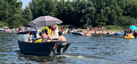 Hier kun je nu beter niet zwemmen in Altena