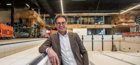Nieuwe directeur voor nieuw zwembad: 'Het personeel bepaalt het Boetzelaer-gevoel'