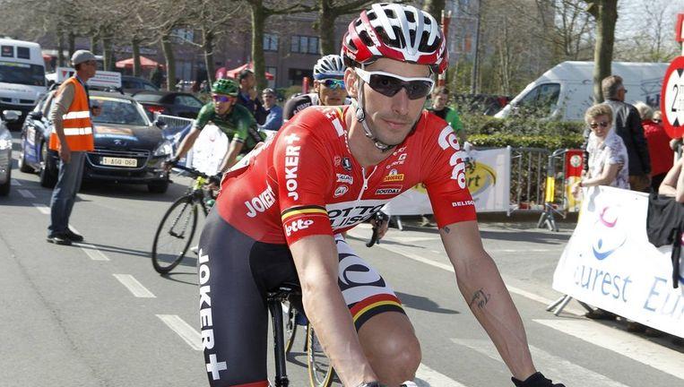 Kenny De Haes is mee voor Lotto-Belisol. Beeld PHOTO_NEWS
