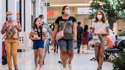 """Mondmaskerplicht goed opgevolgd in Waasland Shopping Center: """"Slechts één incidentje, 99 op 100 bezoekers is mee met verhaal"""""""