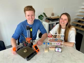 Schenk eens een 3D-geprint sieraad: jonge ontwerpers lanceren webshop met unieke exemplaren