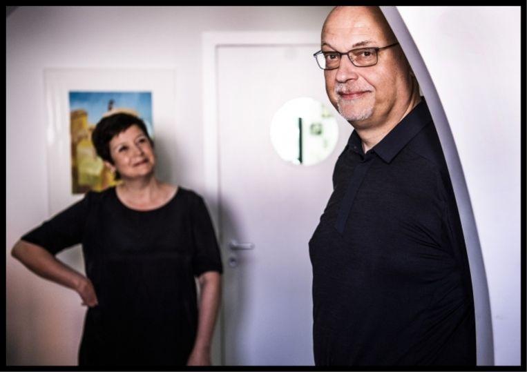 Willem Lemmens: 'Aanvankelijk viel ik op Kathleens uiterlijk. Ze viel nogal op omdat ze mooier gekleed was dan de meeste filosofiestudenten.' Beeld