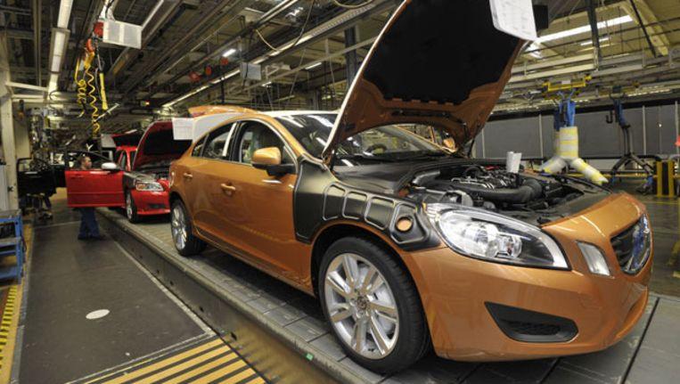 Volvo Gent is intussen in Chinese handen. Beeld UNKNOWN