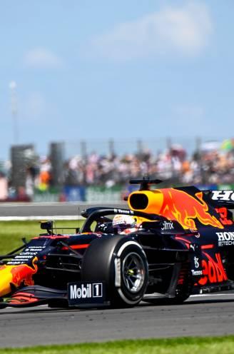 Max Verstappen wint na machtige start onuitgegeven sprintrace in Silverstone en vertrekt morgen vanop de pole