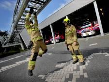 Brandweer daagt collega's via sociale media uit voor #ladderchallenge
