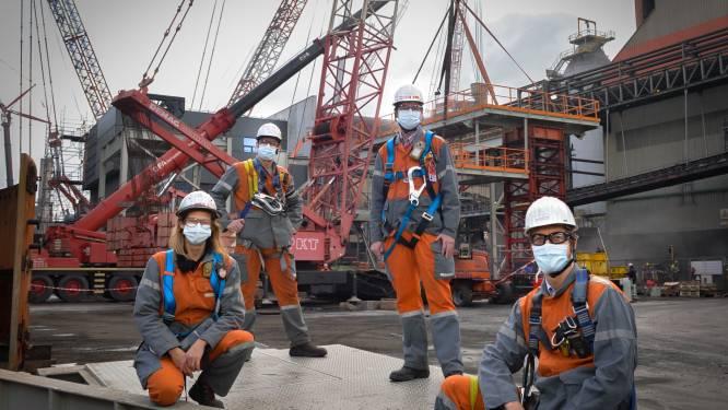 """Hoogoven die werkt op waterstof en biokoolstof, helpt ArcelorMittal klimaatambities waarmaken: """"Prijskaartje van 195 miljoen dubbel en dik waard"""""""