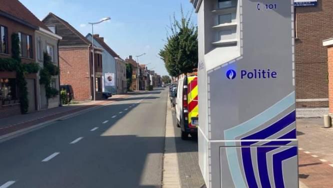 230 bestuurders reden afgelopen week te snel in de Statiestraat