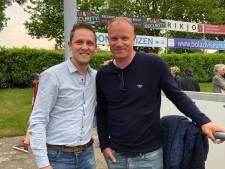 Ruud uit Groesbeek ontmoet bij toeval zijn jeugheld Dennis Bergkamp