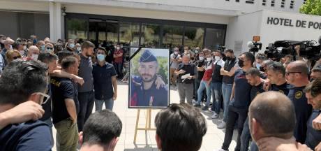 Policier tué à Avignon: le tireur présumé et son complice voulaient fuir vers l'Espagne