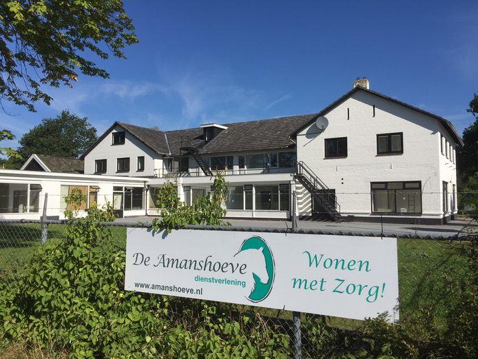 Voormalig hotel Zomerlust in Agelo wordt zorghoeve Amanshoeve.