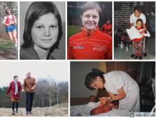Ze hielp 1200 kersverse ouders, maar verwoestende ziekte maakte einde aan passie van kraamverzorgster Rita