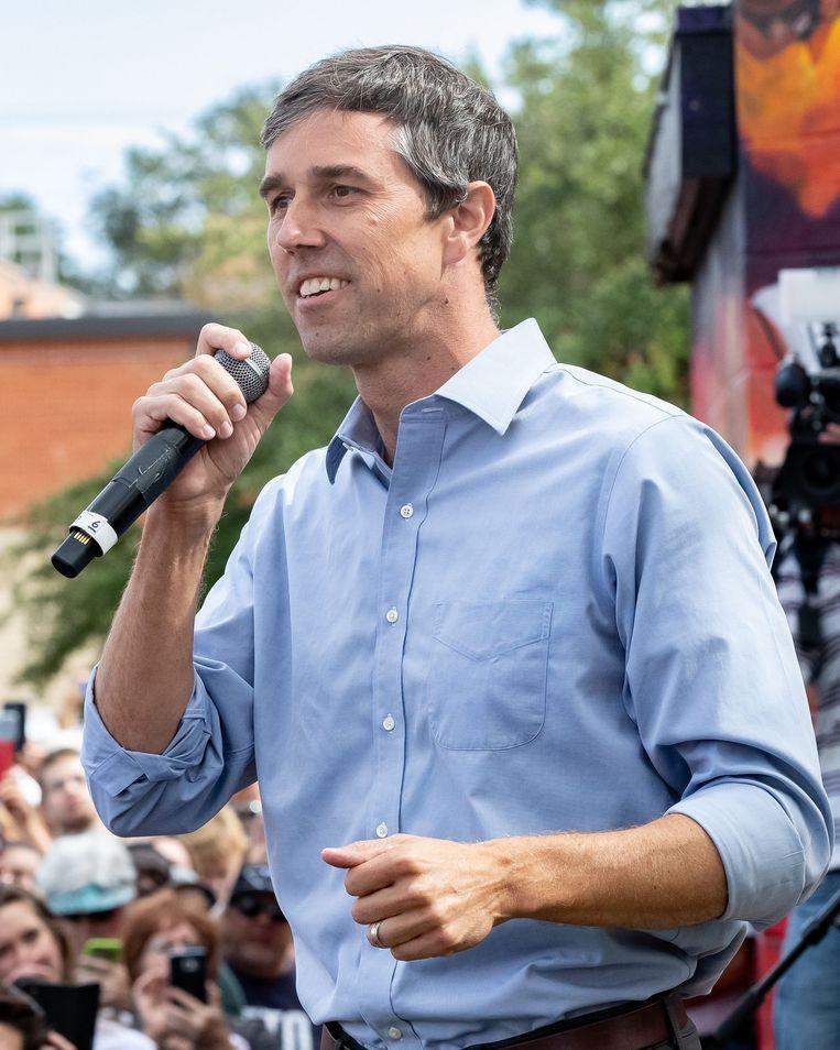 Democraat Beto O'Rourke. Beeld AFP