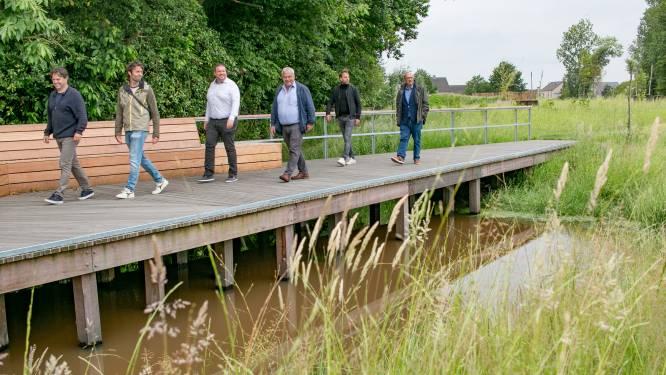 """Gemeentepark Nieuwkerken is klaar: """"Nieuw park op heel oude plek"""""""