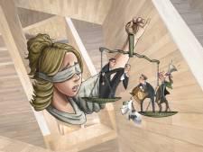 Beste politici, ga niet op de stoel van de rechter zitten: 'Iedereen schreeuwt maar: harder straffen, de gevangenis in!'