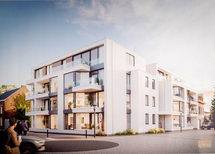Zo zal Residentie Den Geerhoek eruitzien.
