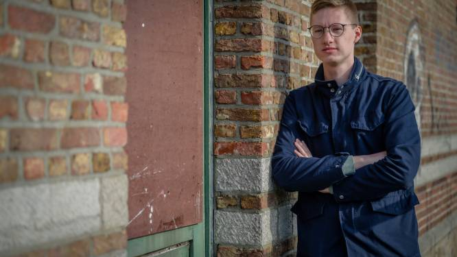 Arne met online afvalarme kruidenier op Jaarbeurs Gent