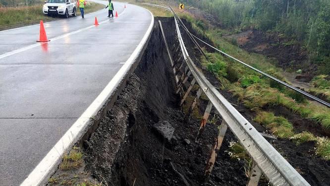 Grensgebied Chili en Argentinië getroffen door krachtige aardbeving