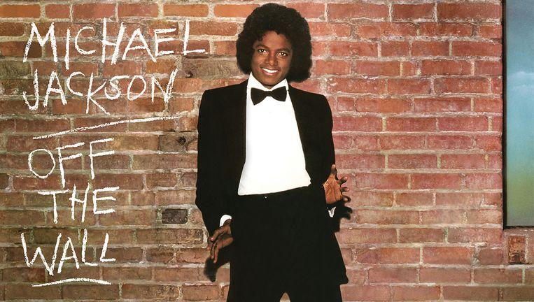 'Off the Wall' was Michael Jacksons eerste soloplaat, en een breuk met zijn Jackson 5-verleden. Beeld rv
