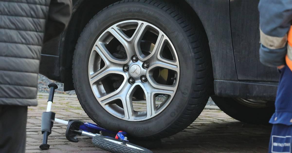 Peuter gewond na aanrijding met auto in Lith.