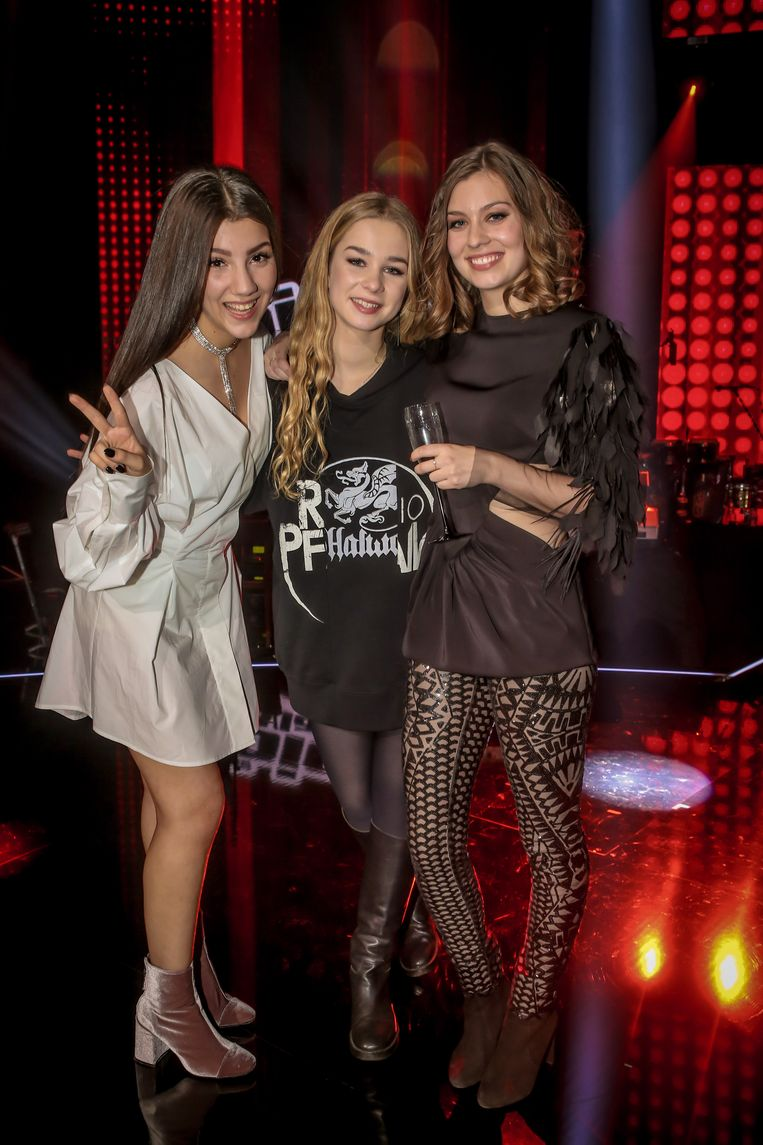 Sima, Luka en Amber