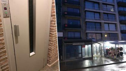 Straf: vrouw (57) zit twee dagen vast in lift zonder gsm in appartementsgebouw Koksijde
