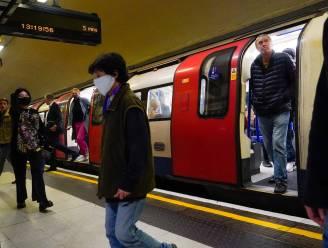 """Londen volgt nieuwe coronavariant van nabij op: """"We zullen ingrijpen als het nodig is"""""""
