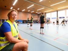 Volleyballers Havoc zijn blij dat ze eindelijk weer wedstrijden kunnen spelen