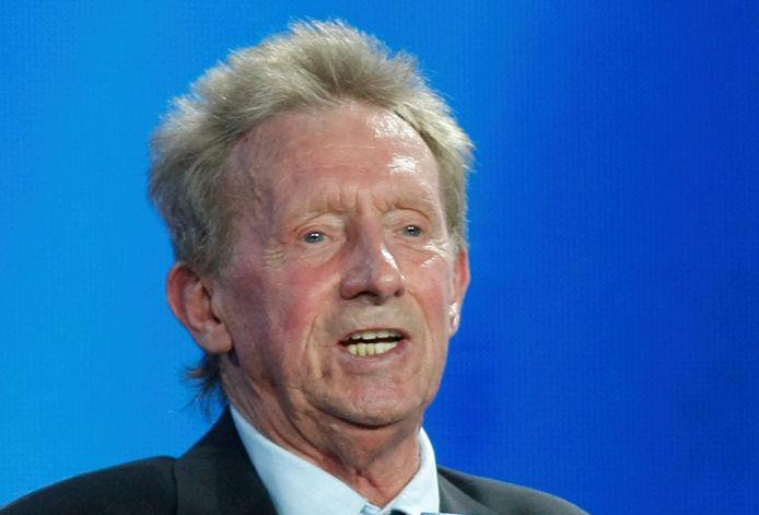 Denis Law in 2012.