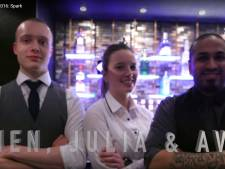 Haags barteam verdedigt eer Nederland in cocktailfinale