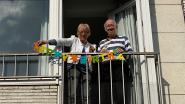 """Mooiste verjaardag ooit"": Familie en buren klinken op 84ste verjaardag opa Remi"